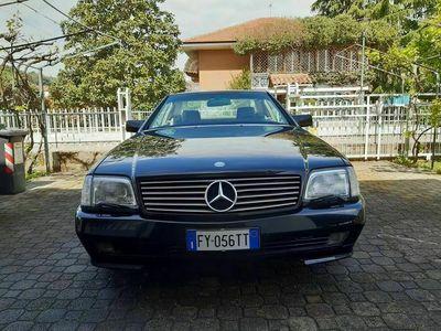 usata Mercedes SL500 1995