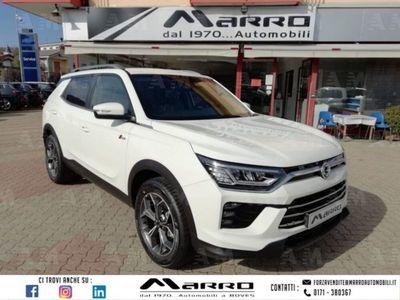 usata Ssangyong Korando 1.5 GDI-Turbo 2WD Dream nuova a Boves