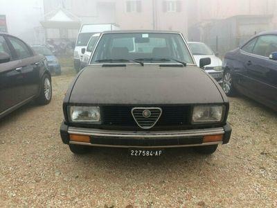 usata Alfa Romeo Alfetta 2.0L - 1980