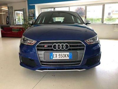 usata Audi S1 SPB 2.0 TFSI QUATTRO S LINE. BELLISSIMA
