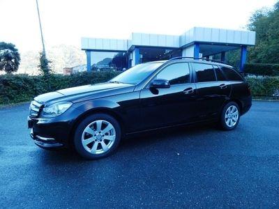 usata Mercedes C200 CDI S.W. Executive Navi Automatico Xenon