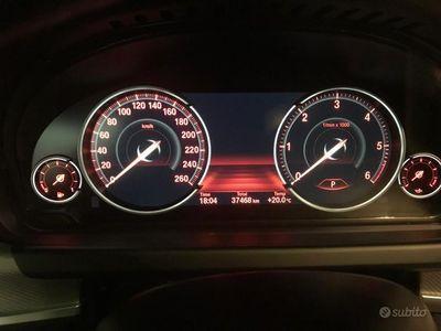 usata BMW 640 Grand Coupé 640d xDrive 48V Gran Turismo Msport