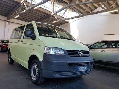 brugt VW Transporter T5 Kombi2.5 TDI/130 4MOTION GANCIO TRAINO