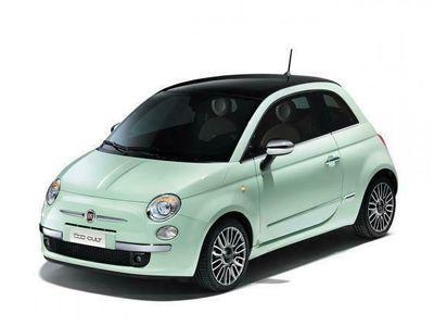 gebraucht Fiat 500 1.2 Lounge AUTOMATICA