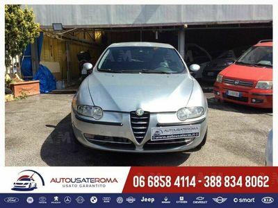 usata Alfa Romeo 147 1.9 Jtd 120 3 Porte Exclusive