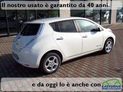 usata Nissan Leaf ACENTA Buy-Lease