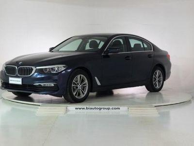 używany BMW 520 d Business