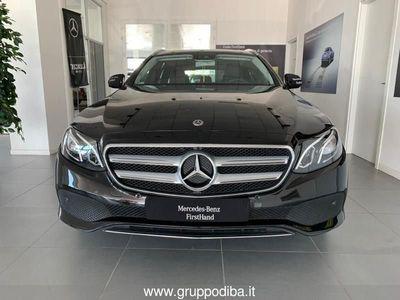 używany Mercedes E200 Classe E (W/S213)S.W. AUTO BUSINESS SPORT