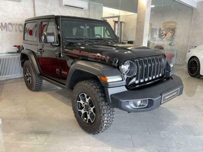 usata Jeep Wrangler 2.2 Mjt II Sahara rif. 15463441