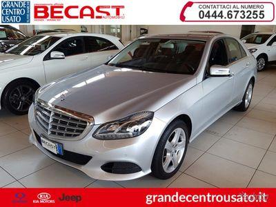 usado Mercedes E250 BlueTEC 4Matic Automatic Executive