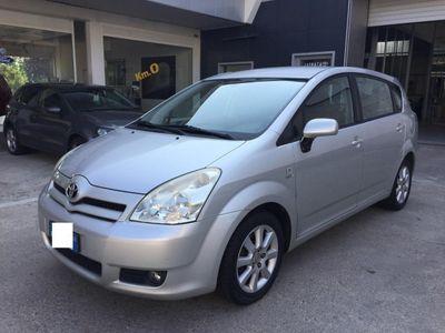 usata Toyota Corolla Verso 1.6 16V Sol