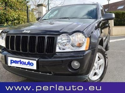 usata Jeep Grand Cherokee 3.0 V6 CRD Limited