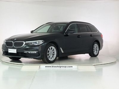 usata BMW 520 d Touring Business