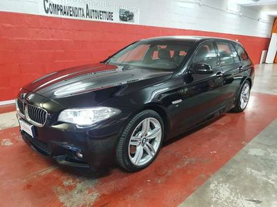 usata BMW 530 Serie 5 (F10/F11) xDrive 258CV Touring Msport