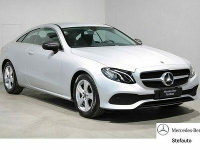 begagnad Mercedes E220 Auto Coupè Business Sport Navi rif. 11585900
