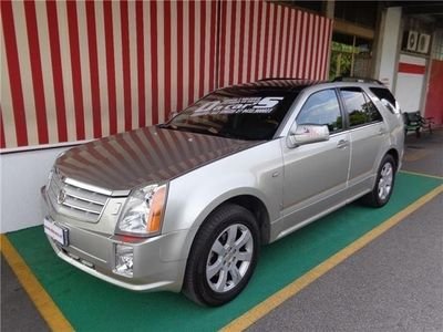 usata Cadillac SRX 3.6 V6 Aut. 4x4 Gas Gpl Plus Gpl 7 Posti Usato