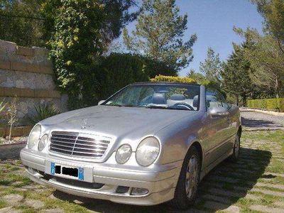 usata Mercedes CLK200