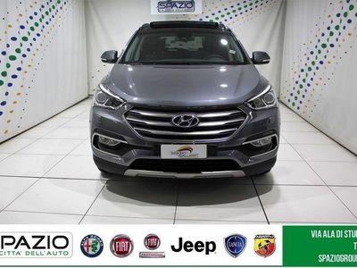 usado Hyundai Santa Fe 2.2 CRDi 4WD A/T XPossible km 0 a Torino