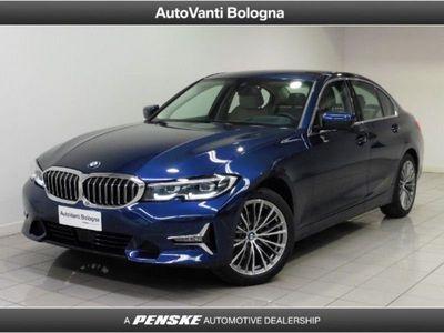 używany BMW 320 Serie 3 d Msport del 2019 usata a Milano