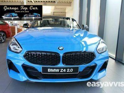 used BMW Z4 M sdrive20i sport benzina