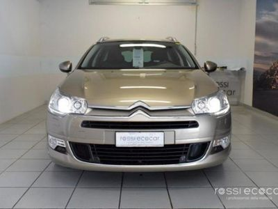 brugt Citroën C5 CrossTourer 2.2 HDi 200 aut. Executive
