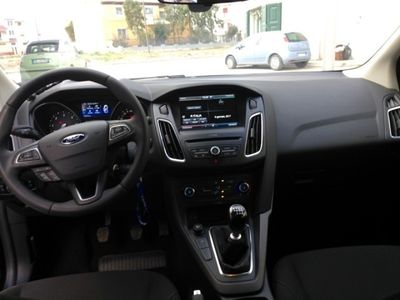 usata Ford Focus 1.5 TDCi 105 CV Start&Stop SW ECOnetic Business