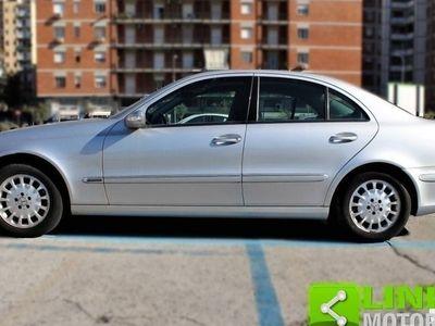 usado Mercedes E270 CDI Cambio Automatico