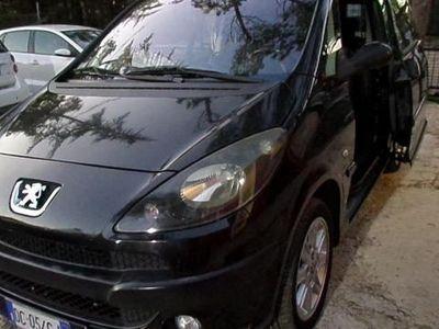 usado Peugeot 1007 1.6 GPL NAVI TETTI PANOR AUTOMATICA
