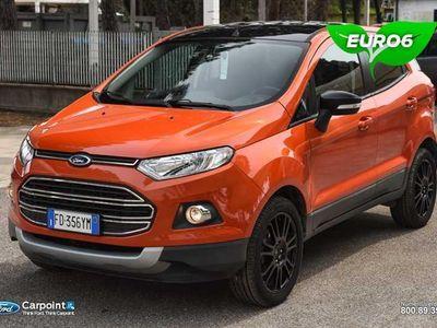 second-hand Ford Ecosport 1.5 tdci Titanium 95cv E6