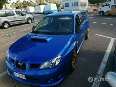 usata Subaru Impreza 2ª serie - 2007