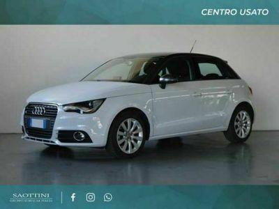 usata Audi A1 Sportback /S1 1.6 tdi ambition s-tronic