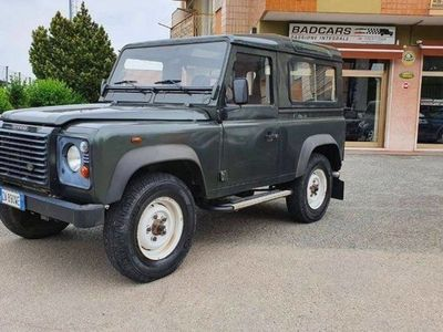 used Land Rover Defender 90 2.5 Td5 Station Wagon E usato