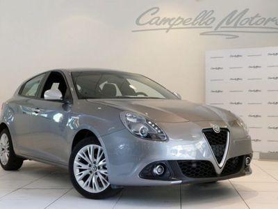 usata Alfa Romeo Giulietta 1.6 JTDm 120 CV Super nuova a Venezia