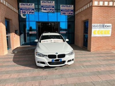 usata BMW 318 d M Sport