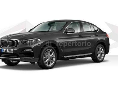 usata BMW X4 X4XDRIVE20D X LINE