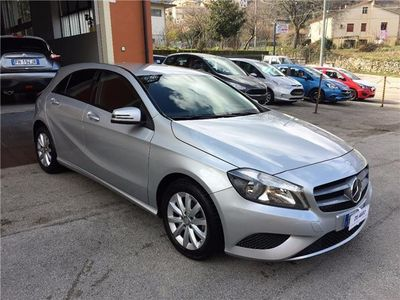 usata Mercedes A180 CDI 109cv 6m Executive - PARI AL NUOVO -