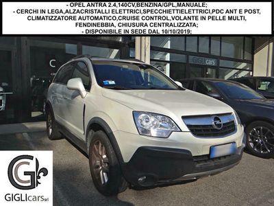 usata Opel Antara 2.4,140CV/C.LEGA/PDC/CRUISE CONTROL/CLIMA/GPL
