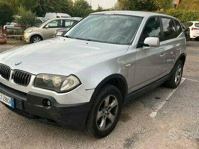 usata BMW X3 xdrive 3.0 Diesel automatica
