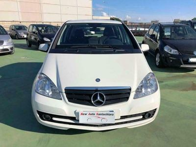 usata Mercedes A160 BlueEFFICIENCY 1.5 95 CV Executive GPL