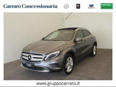 usata Mercedes 170 GLA d (cdi) Enduroauto