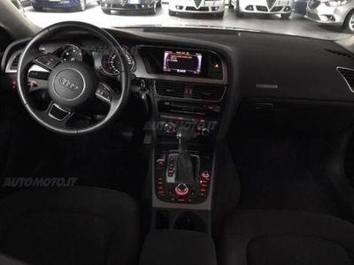usata Audi A5 Sportback 2.0 TDI 177 CV quattro S tronic Business Plus del 2014 usata a Isola delle Femmine