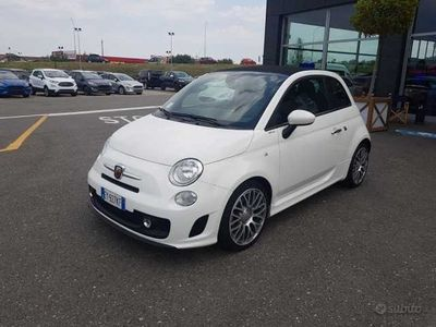 usata Abarth 500C C 1.4 Turbo T-Jet Custom