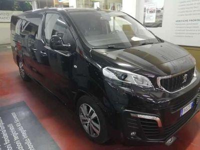 usata Peugeot Traveller BlueHDi 180 S&S EAT6 Long Business Vip del 2018 usata a Roma