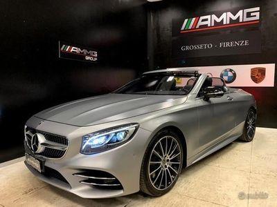 usata Mercedes S560 Cabrio Premium Plus AMG (787)