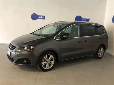 usata Seat Alhambra 2.0 TDI 150 CV CR DSG Advance Navi-Telecamera