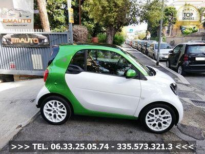 usata Smart ForTwo Coupé EQ PASSION ELETTRICA ITALIANA UNICO