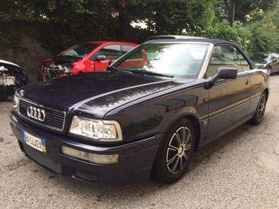 usata Audi 80 cabriolet 2.0b 85kw solo commercianti di auto