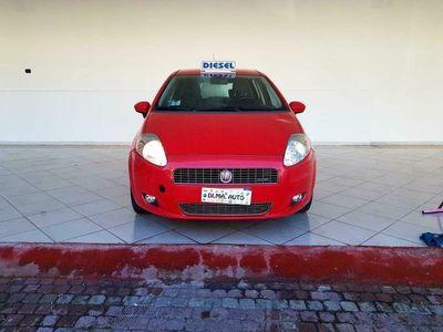 usata Fiat Grande Punto Grande Punto 1.3 MJT 75 CV 5p. Speed