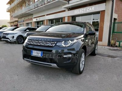 used Land Rover Discovery Sport 2.0 TD4 150 CV HSE