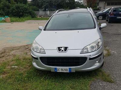 usata Peugeot 307 2.0 16V HDi FAP SW XS